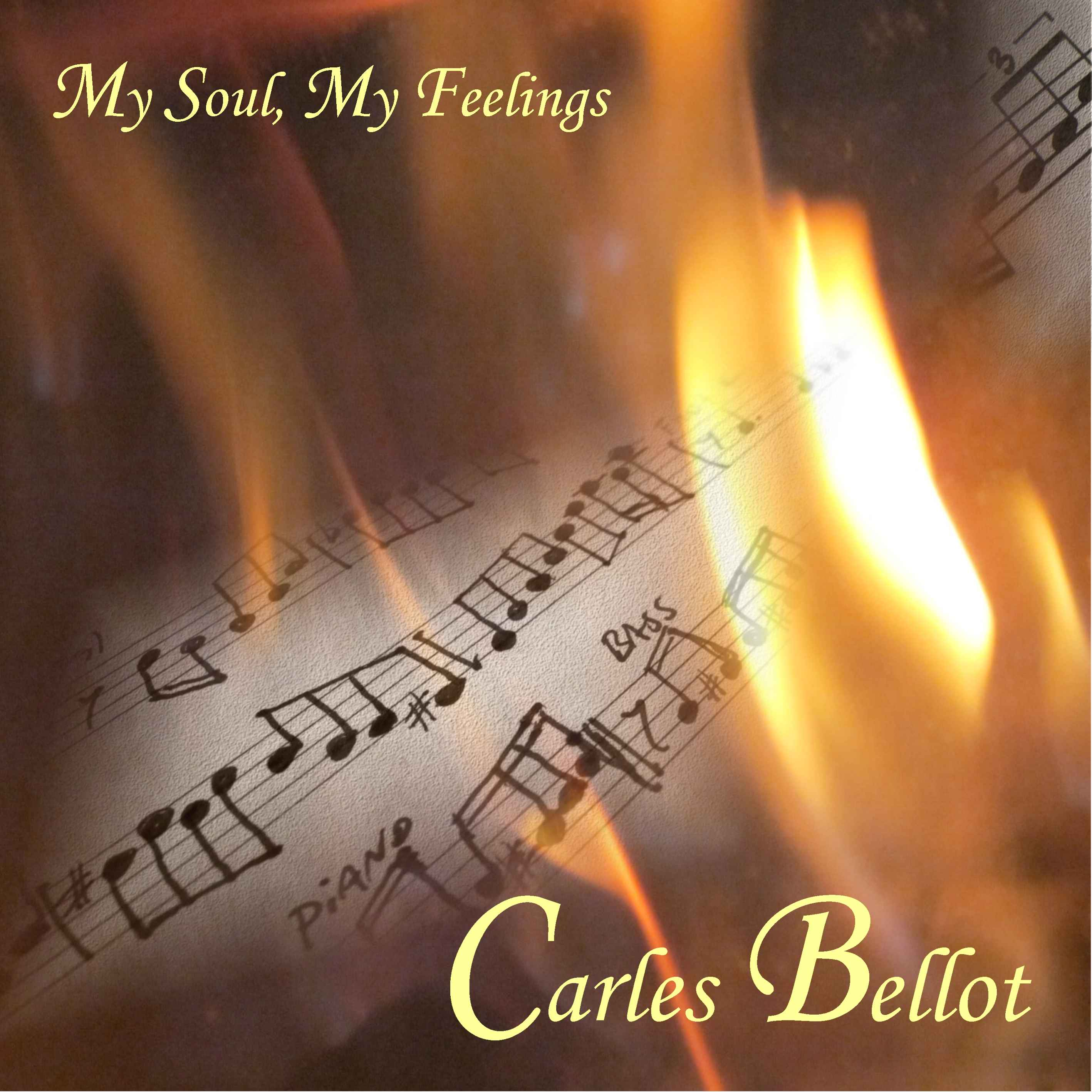 "Featured recording ""My Soul, My Feelings"""